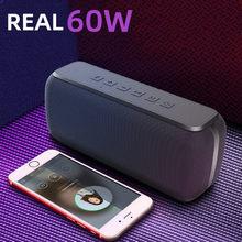 60W Xdobo X8 High-Power Waterdichte Bluetooth Speaker Stereo Bass Kolom Draagbare Speaker Tws Subwoofer Soundbar Ondersteuning Tf aux