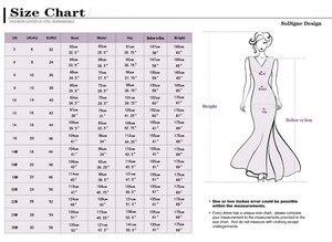 Image 5 - Vestidos de noiva estilo sereia, decote em v, manga longa, renda, aplique, estilo boho