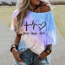 2021 Summer Oversized Tee Shirt Women Half Sleeve Streetwear T-Shirt Female Summer Clothes