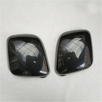 High quality ABS Rearview mirror cover Trim/Rearview mirror Decoration For Nissan nv200 2PCS Car styling