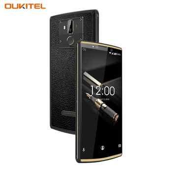 "OUKITEL K7 Pro Android 9.0 Smartphone MT6763 Octa Core Mobile Phone 4G RAM 64G ROM 6.0\"" FHD+ 18:9 10000mAh Fingerprint 9V/2A"