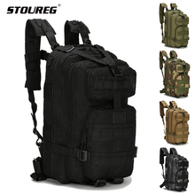 20 30L Unisex Military Tactical Backpack, Mens Trekking Sport Travel Rucksacks, Camping Hiking Fishing Bags