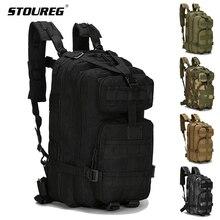 Mochila Táctica Militar Unisex de 20 30L, mochilas de viaje deportivas de Trekking para hombres, bolsas de pesca para acampar y hacer senderismo