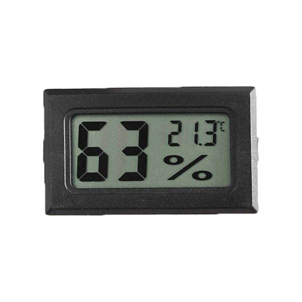 Embedded Mini Electronic Digital Hygrometer Indoor And Outdoor Reptile Pet Wireless Thermometer And Hygrometer