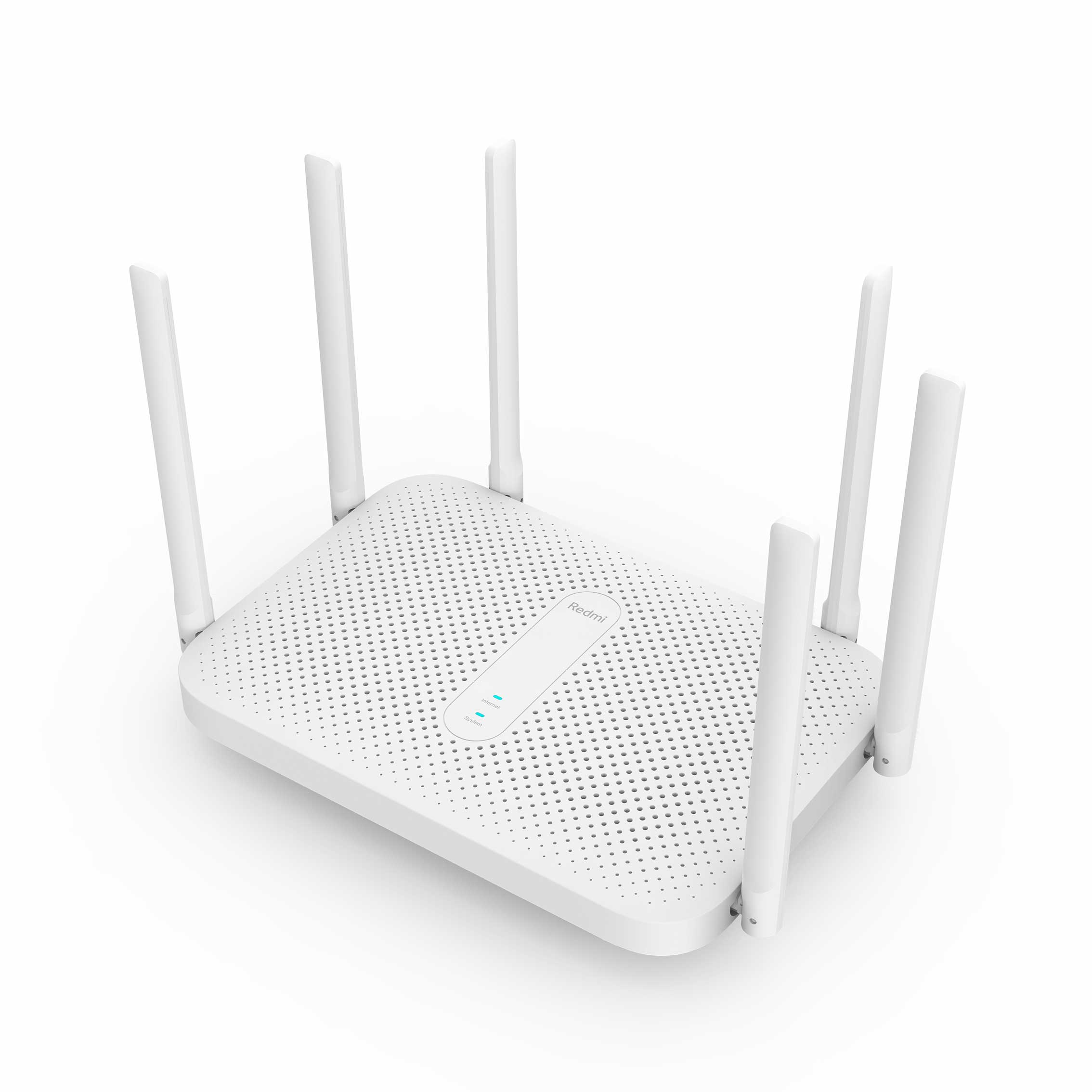 Xiaomi Redmi AC2100 Wireless Router with Gigabit and Dual-Band Repeater along with 6 High Gain Antennas and Wider Coverage 5
