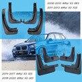 Брызговики для BMW X3 E83 F25 G01  брызговики X3 E83 F25 G01  брызговики для bmw E83 F25 G01  брызговики для автомобилей  автомобильные аксессуары 2006-2019