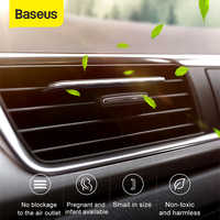 Baseus Car Air Purifier oil diffuser For Car Air Freshener Clip More Scent aroma diffuser AromaWith 6 Piece Essential oil stick