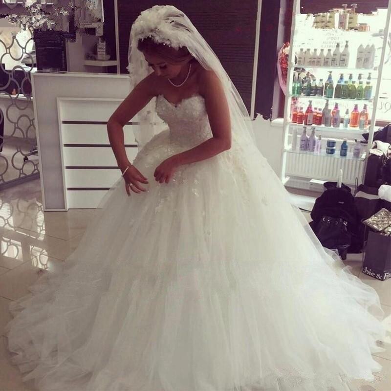 ANGELSBRIDEP-Sweetheart-Ball-Gown-Wedding-Dresses-Bohemian-Luxury-Applique-Beading-Vestido-De-Noiva-Formal-Bride-Wedding (1)