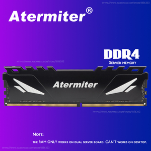 Image 5 - HUANANZHI X99 TF Motherboard DDR4 and DDR3 LGA2011 3 and LGA 2011  Xeon E5 2678 V3 64GB(16GB * 4)2400MHz Memory  Motherboard Set