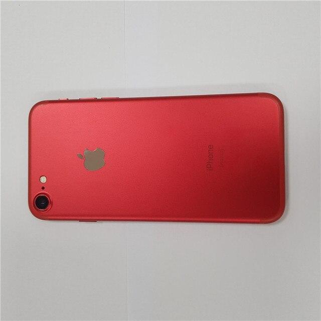 Original Apple iPhone 7 4G LTE Mobile phone Quad Core 2GB RAM 32G/128/256GB IOS  12.0MP Fingerprint  Cell Phones 2