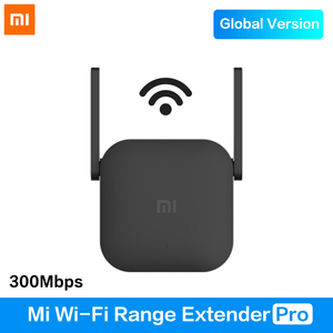 Global Version Xiaomi Router Wifi Range Extender Pro Amplifier 300M Network Expander Repeater Power Extender Antenna Home Office