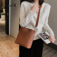 2019 New Casual Shoulder bag Korean Style Crossbody Bags for Women Leather Bag Shopper