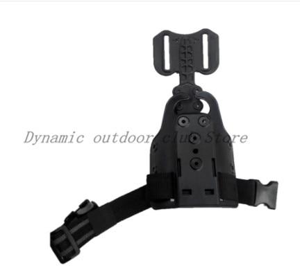 Safariland Holster Platform Hunting Tactical Glock 17/19/22/M9/1911 Drop Leg Gun Holster