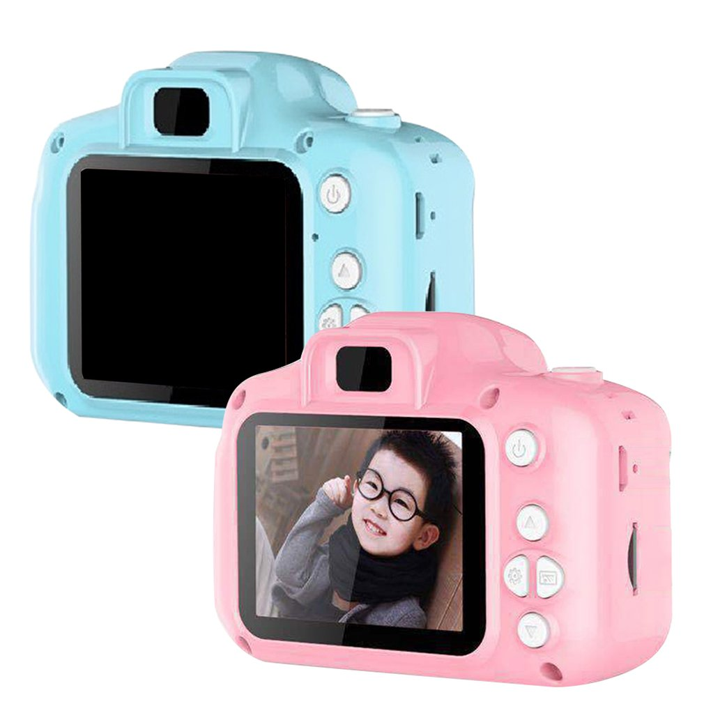 X2 Children'S Digital Camera Photo Recording Multi-Function Children'S Camera 8G Memory Card Children Shoot Camera
