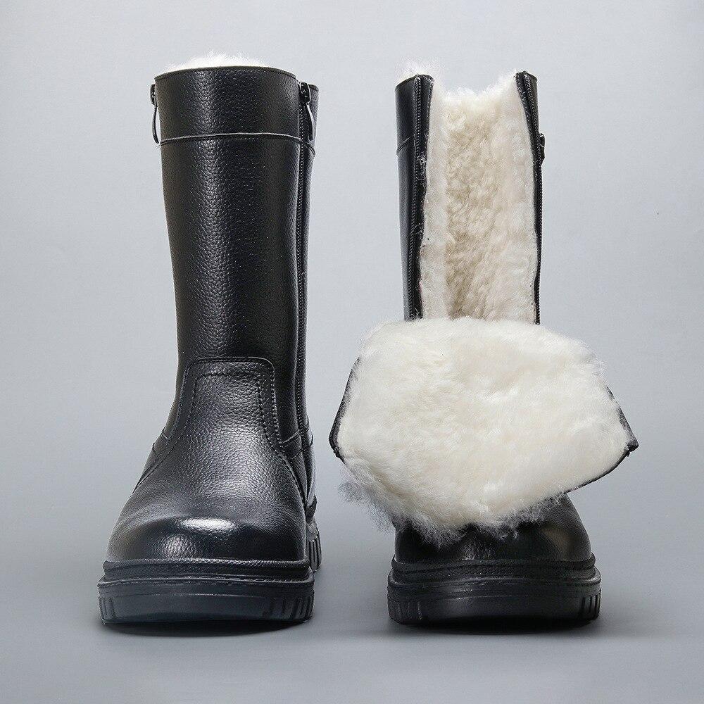 sapatos de pelúcia quente botas de neve