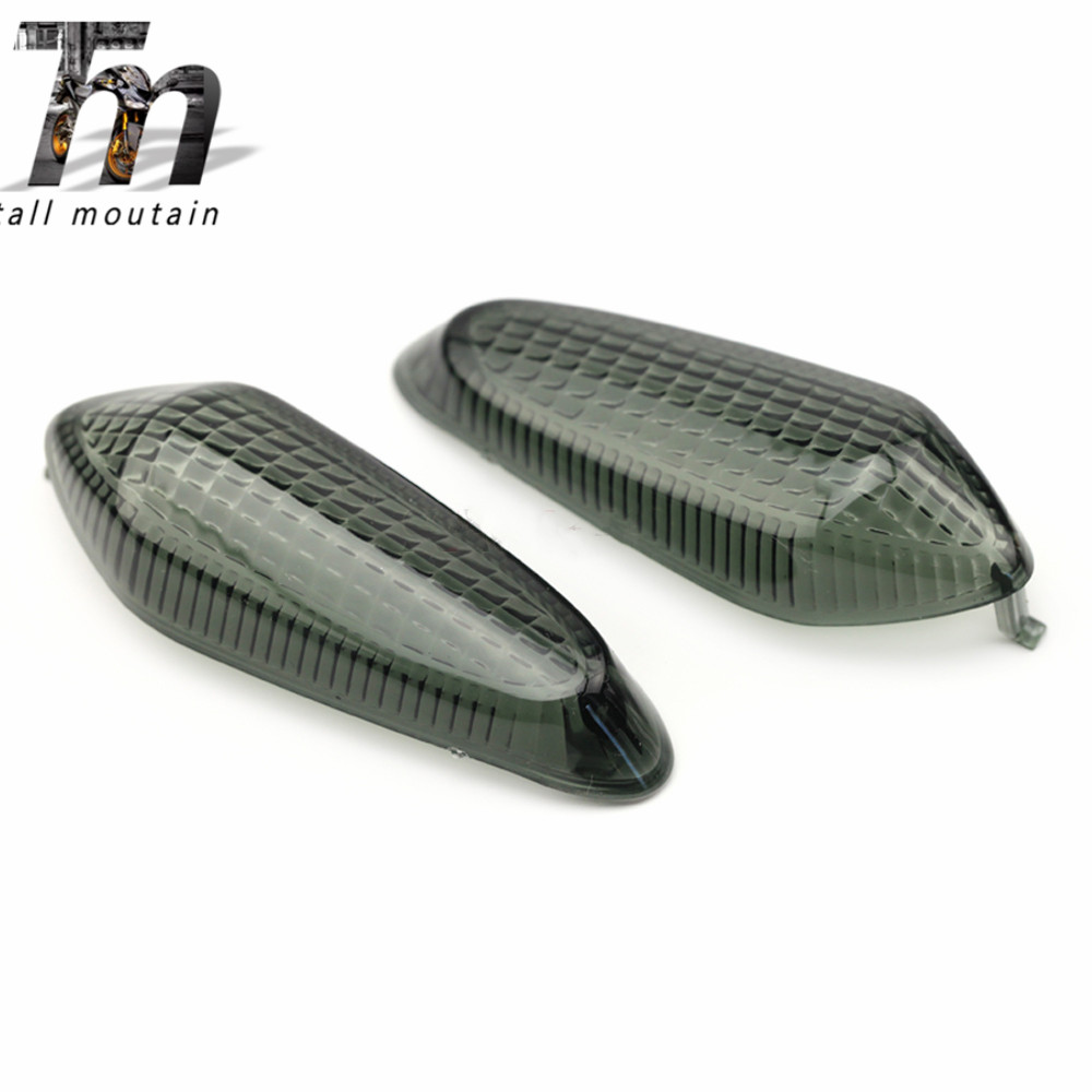 Turn Signal Light Lamp Lens For DUCATI MONSTER 695 696 796 1100 S EVO Streetfighter 848 1099 S Motorcycle Accessories Front Rear