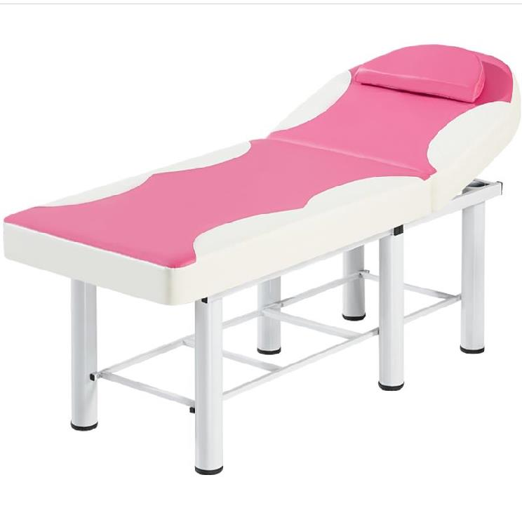 H1 Folding Beauty Bed Tattoo Embroidery Hospital Special Body Massage Bed Sauna Massage Bed Moxibustion Fire Therapy Physio Bed