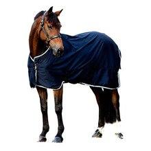 1200D зимняя водонепроницаемая тёплая простыня, ковер пони, вывернутое одеяло, для верховой езды, шоу, водонепроницаемая конная лошадь, хлопковая простыня