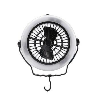 Светильник для кемпинга с питанием от Usb, светильник для палатки над потолком, портативный вентилятор, светильник с крючком