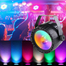 30W LED Par Light For Stage Lighting  DMX Control Wedding Party Can By Remote RGB
