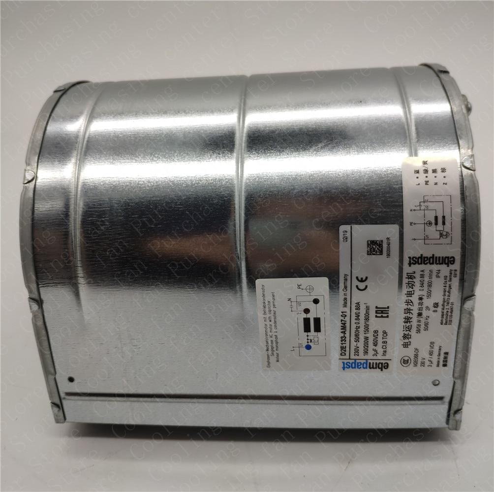 Brand New Original AB /Vacon Inverter Cooling Fan D2E133-AM35-B4 Centrifugal Blower D2E133-AM47-01