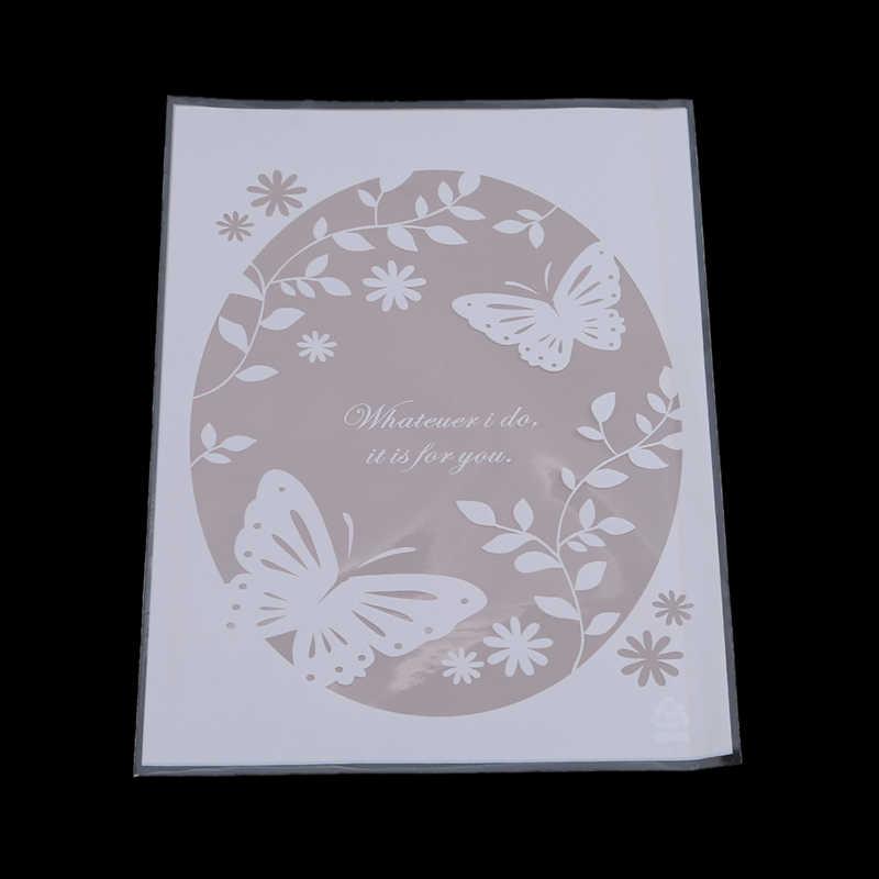 100 Cái/gói 13X19 Cm Màu Hồng Đáng Yêu In Hình Bướm Túi Chocolate Cookie Bánh Macaron Túi Nhà DIY Làm Bánh Quy Cách Đóng Gói túi