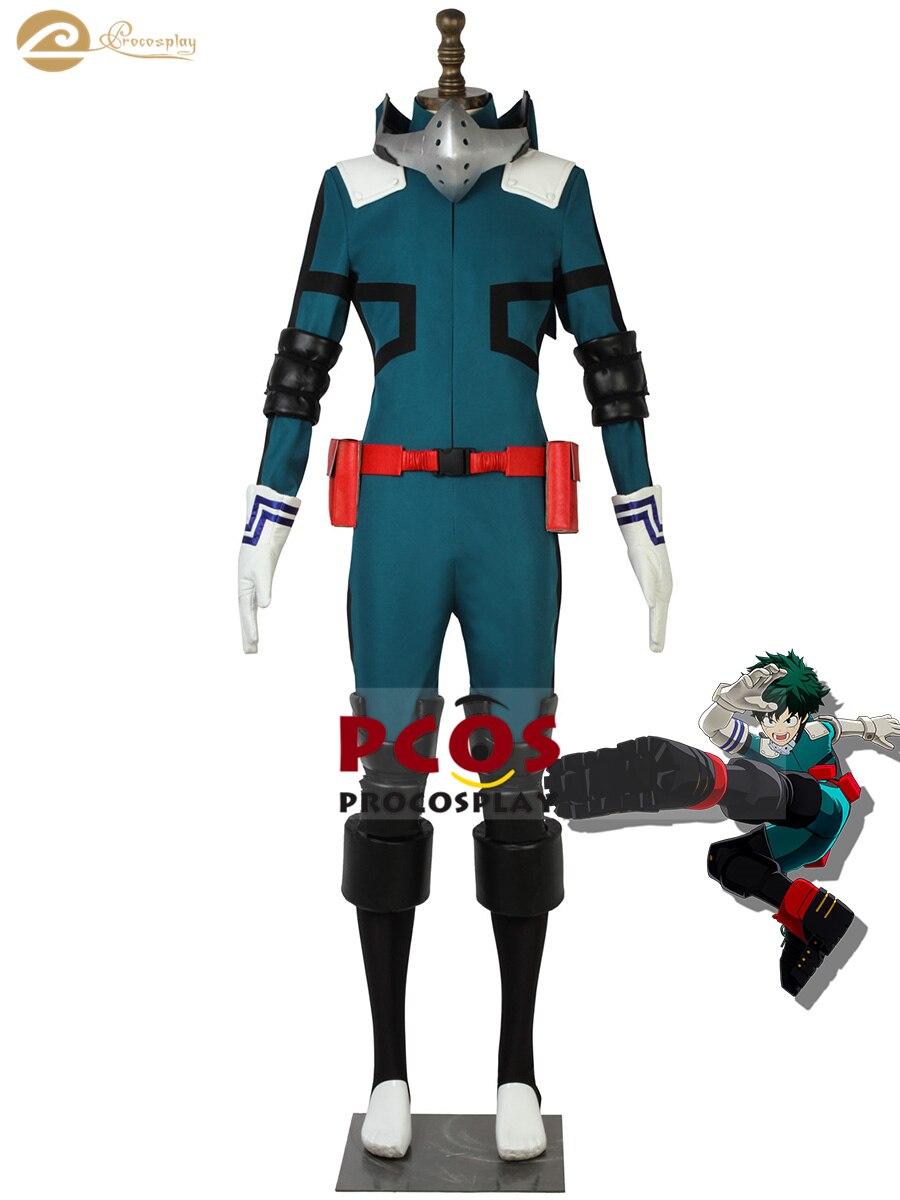 Midoriya Izuku My Hero Academia Boku no Hero Academia fighting Cosplay Costume