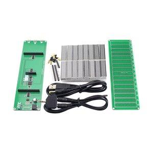 Image 2 - สถานที่แล้ว 32 LED สีเขียวเสียงเพลงสเปกตรัมบอร์ด AGC สำหรับ VU Meter หลอดเครื่องขยายเสียงลำโพง PC ชุดอุปกรณ์เสริม DIY DC5V