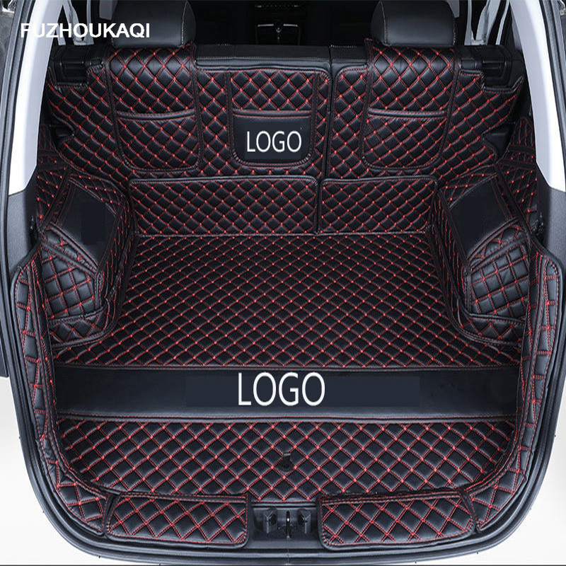 Custom Car Trunk Mats for Nissan Teana J32 L33 Sentra Qashqai J10 J11 X-Trail T31 T32 7seat Maxima Murano 2003-2019s all modes