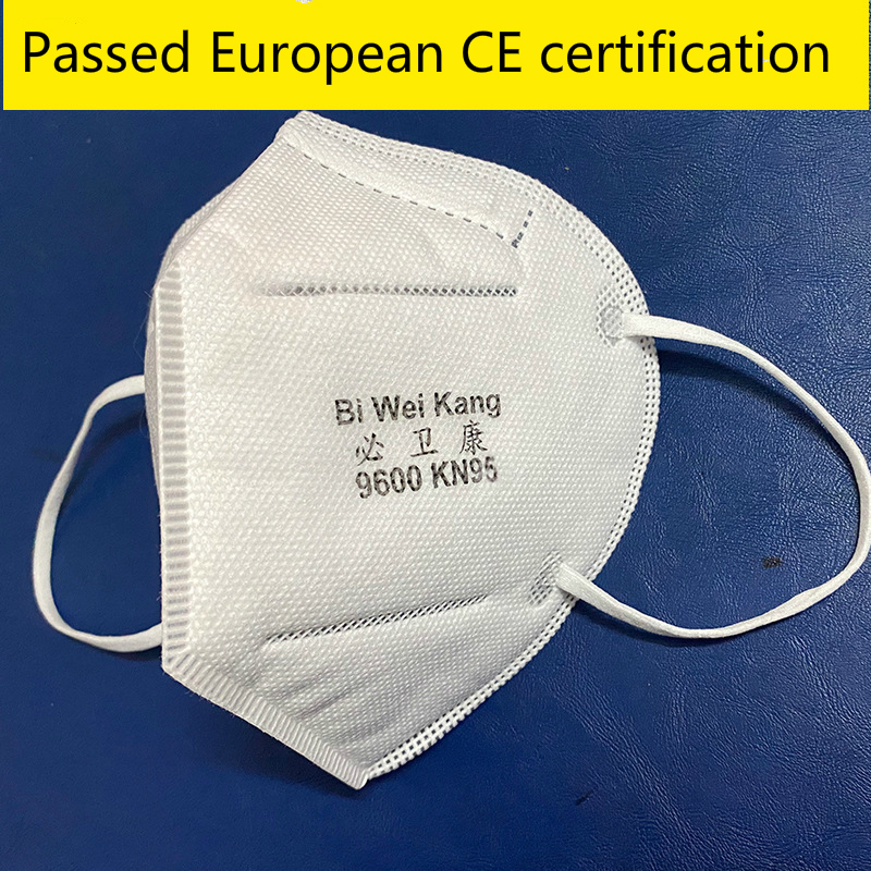 Kn95 10PCS Respirator CE-Cert Certified Medical Dust Respirator Disposable Mask Respirator