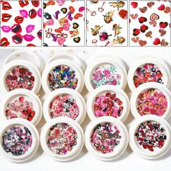 50pcs/box UV Epoxy Resin Fillings Wood Pulp Paper Mini Dried Flowers Sheets Resin Fills for Nail Art Decoration Resin Crafts