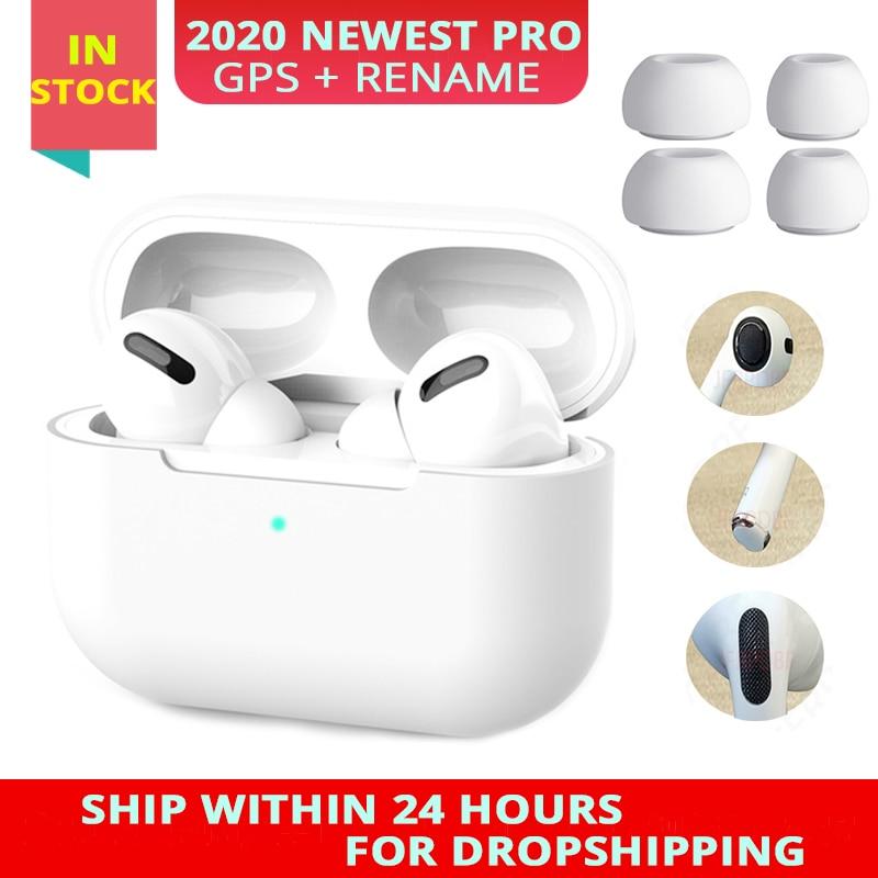 New Original Auriculares Air Pro 3 TWS Wireless Headphones Bluetooth Earphone Headset Earbuds Black Airepodsz 2 Pro 3 Fone Elair