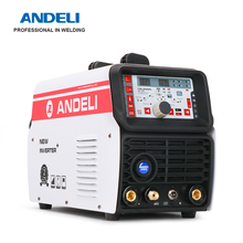 ANDELI TIG-250PL Aluminum TIG welding machine AC DC Pulse Cold Welding Machine 220V
