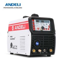 ANDELI TIG-250PL Aluminum TIG welding machine AC DC Pulse Cold Welding Machine 220V