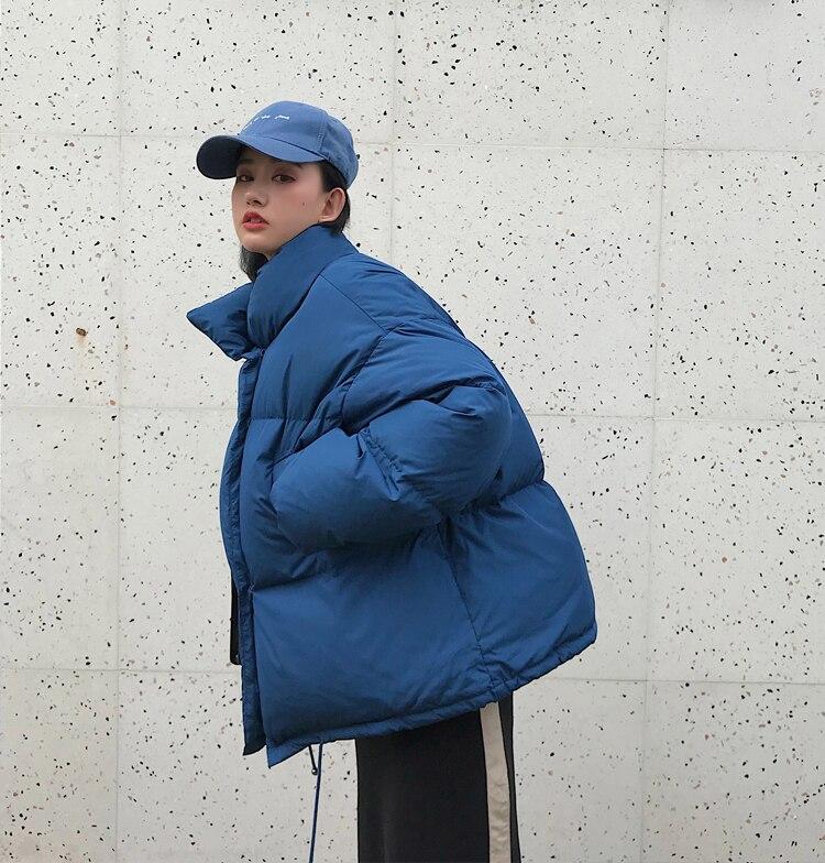 Student LizKova Coats Korean 9