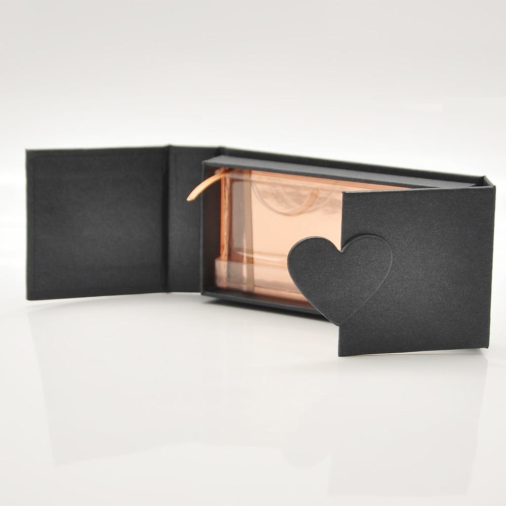 Wholesale false Eyelash Packaging Box Lash Boxes Packaging Custom Logo faux cils 3d Mink eyelashes Strip cilios Case bulk vendor