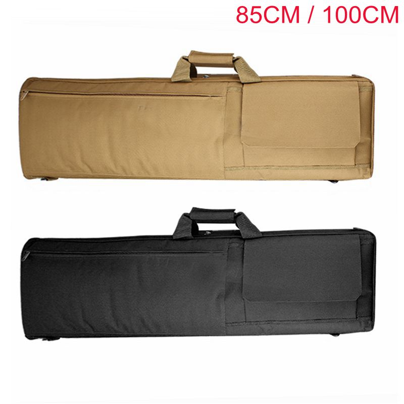 Tactical Equipment 85CM Gun Bag Shotgun Case Air Rifle Case Cover Sleeve Shoulder Pouch Hunting Carry Bags With Protect Cotton