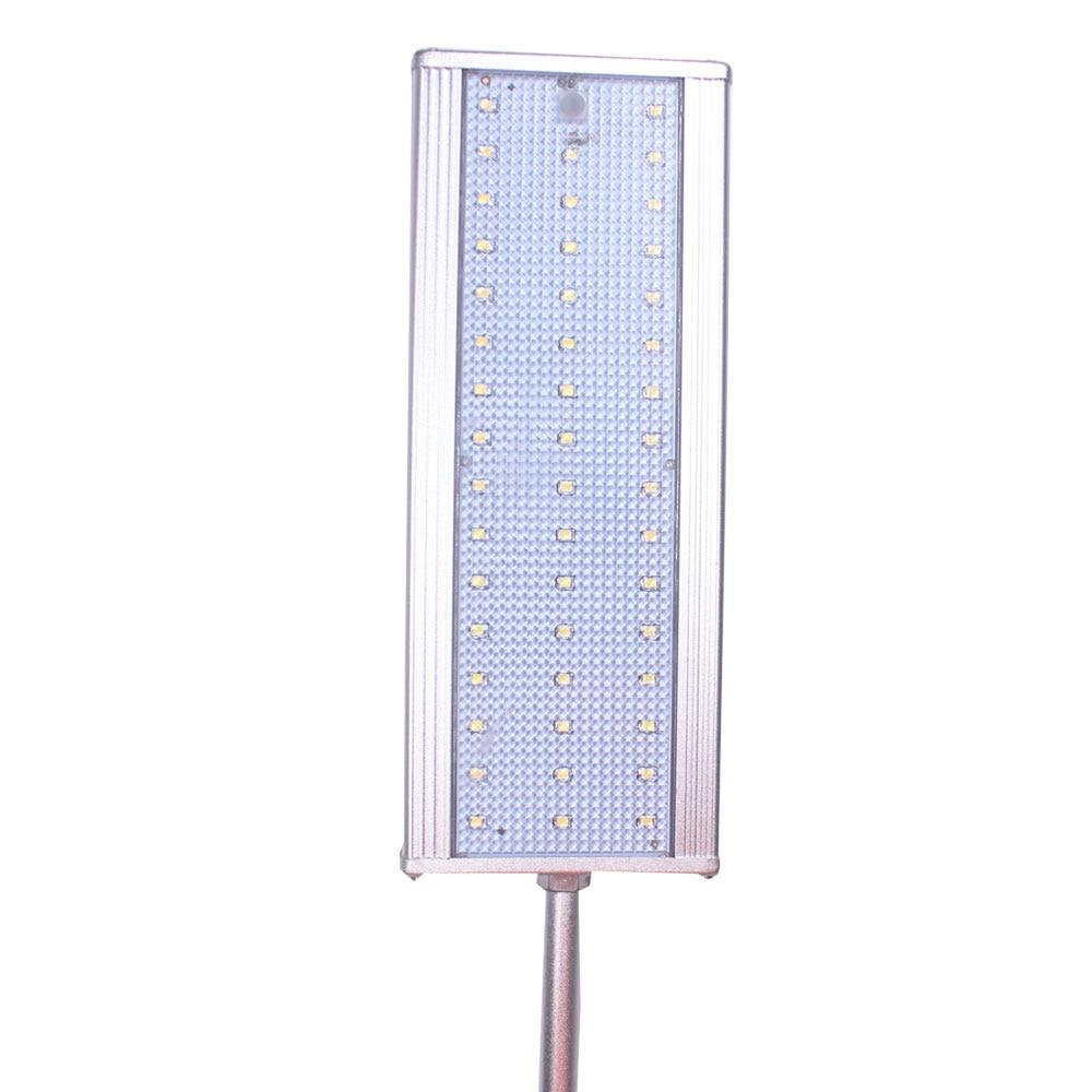 lâmpada de parede luz solar sensor radar