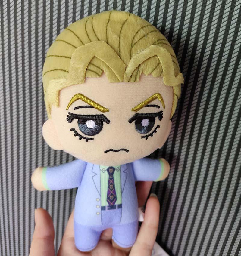 JoJo's Bizarre Adventure Tomonui Plush Mascot Yoshikage Kira Banpresto Japan