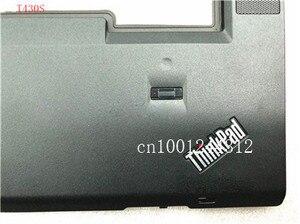 Image 5 - חדש Palmrest עליון מקרה מקלדת לוח עם touchpad כפתור רמקול כבל עבור Lenovo Thinkpad T430S מחשב נייד 04W3496 04X4612