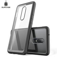 טלפון מקרה עבור OnePlus 6 SUPCASE UB סגנון סדרת נגד לדפוק פרימיום היברידי מגן TPU במפר + מחשב כיסוי עבור אחד בתוספת 6 מקרה