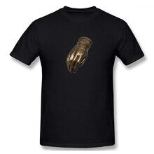 2019 Game Of Thrones Golden Hand Mens Basic Short Sleeve T-Shirt 3D Print t shirt Cotton Funny T-shirt home Top Tees