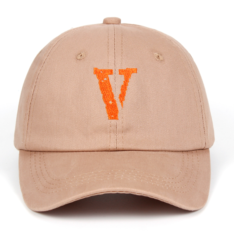 Kanye West V Live 100% Cotton letter embroidery Baseball Dad Hat  2