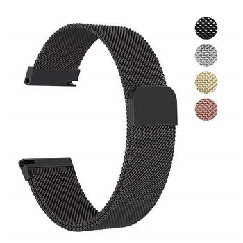 Pulsera de correa de Correa de nylon de 24mm para Kospet Hope/Optimus Pro/Brave Smart watch Phone para hombres