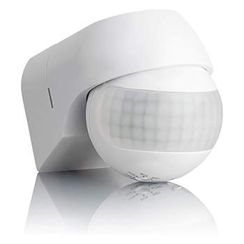 Motion Sensor 110v~230v Motion Detector Automatic Infrared PIR Sensor 180 Degree Rotating Outdoor Timer Light Switch 1