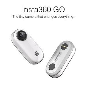 Image 1 - Insta360 ללכת פעולה חדשה מצלמה AI אוטומטי עריכת ידיים משלוח הקטן ביותר התייצב מצלמה 1080P וידאו ספורט פעולה מצלמה