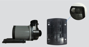 Image 5 - Jebao Jecod DCS Series Aquarium Fish Tank Remote Adjustable Sump Return Water Pump DCS 2000 12000 L/H