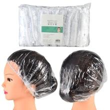 200 шт водонепроницаемые одноразовые очень большие шапочки для ванной, душа для мужчин и женщин