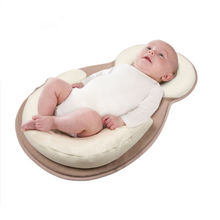 Cribs Babynest for Cot Cradle Chaise Longue Bed Travel Anti-Turnover Newborn