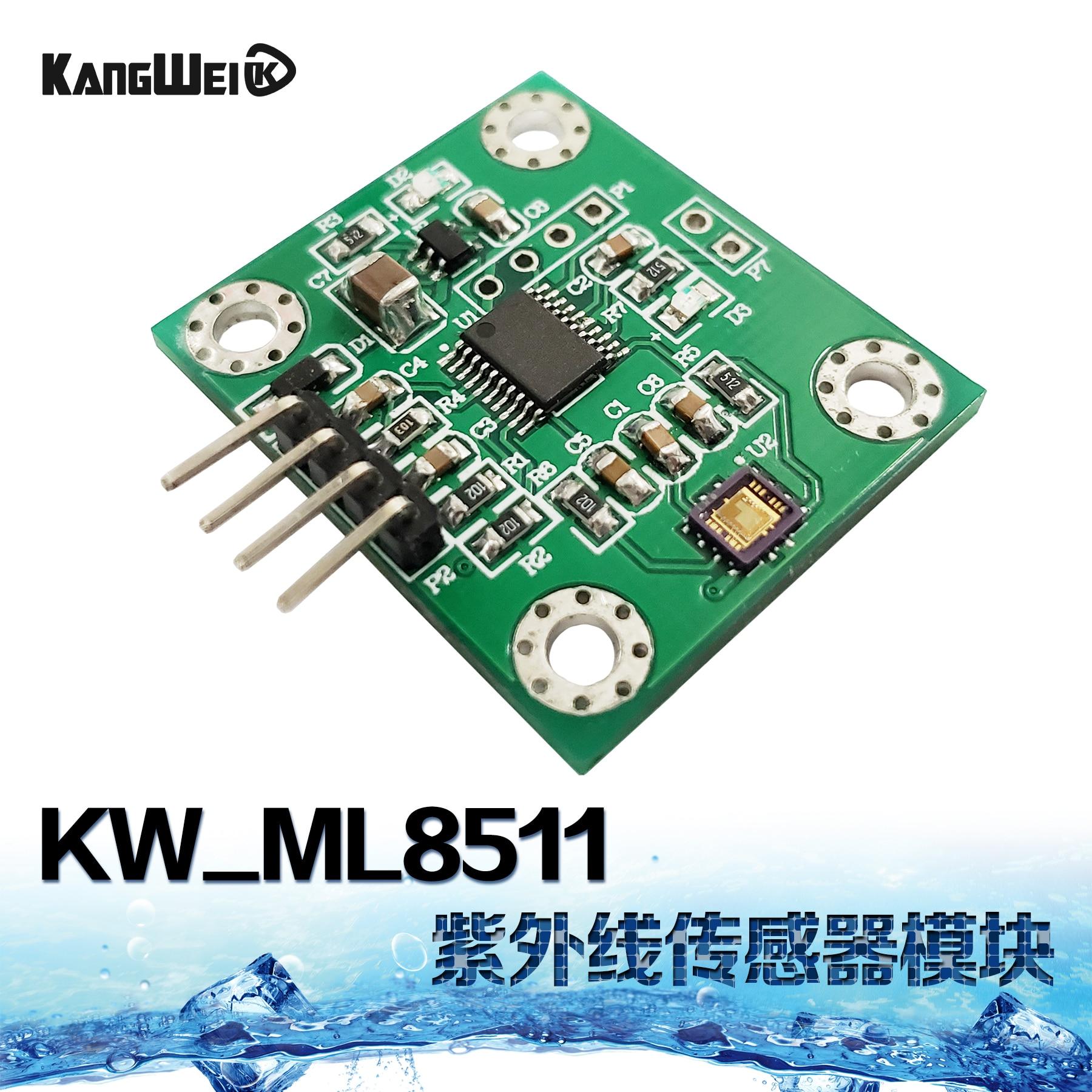 Ultraviolet Intensity Index Detection Of Ultraviolet Sensor KW_ML8511 Ultraviolet Detection Module